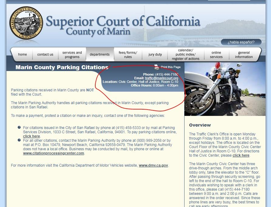 Marin County Parking Authority - 32 Reviews - Public