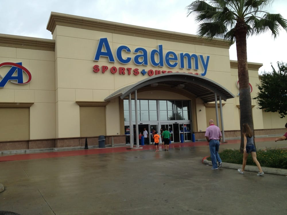 Academy Sports + Outdoors is an American sporting goods discount store chain. It has corporate offices in the Katy Distribution Center in unincorporated western Harris County, Texas, United States, near Katy and west of exehalo.gqarters: Unincorporated Harris County (near Katy), Texas, U.S.