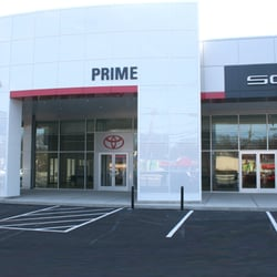 Photo Of Prime Toyota Boston West Roxbury Ma United States Welcome