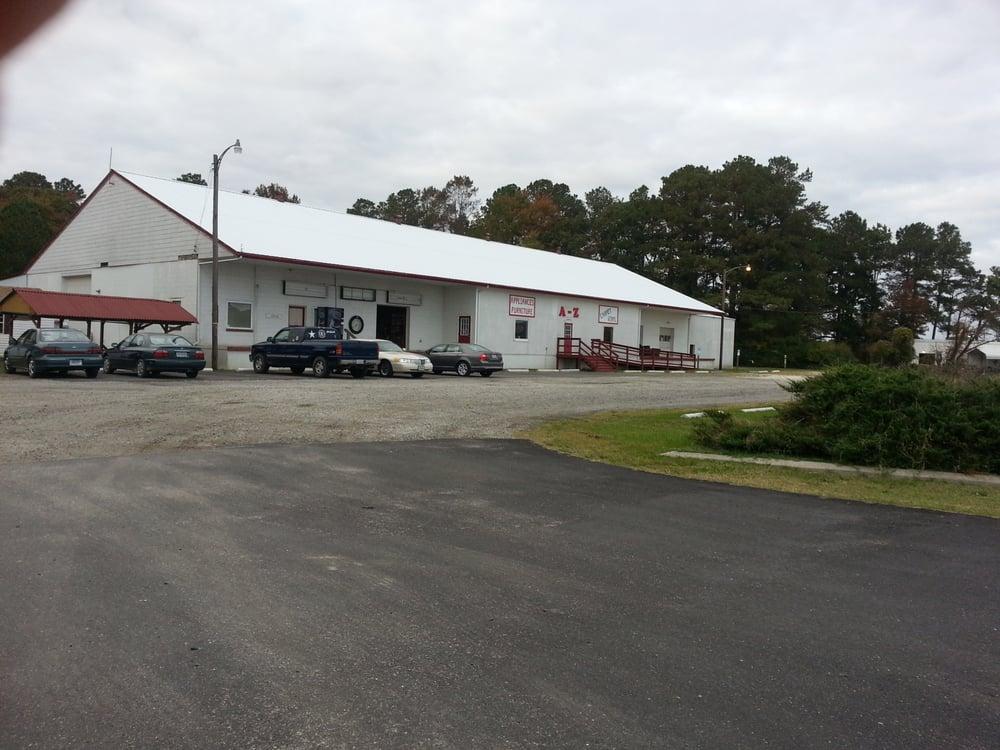 A  Z Furniture: 13110 Lankford Hwy, Hallwood, VA