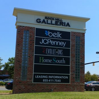 Galleria Mall Rock Hill Sc Food Court