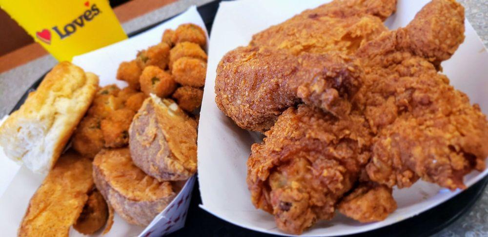 Chester's Chicken Restaurant: 2974 Lenwood Rd, Barstow, CA