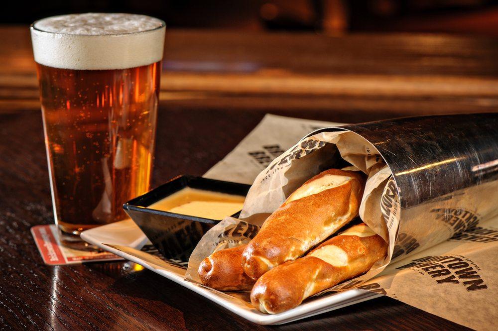 Bricktown Brewery: 4845 N Kickapoo Ave, Shawnee, OK