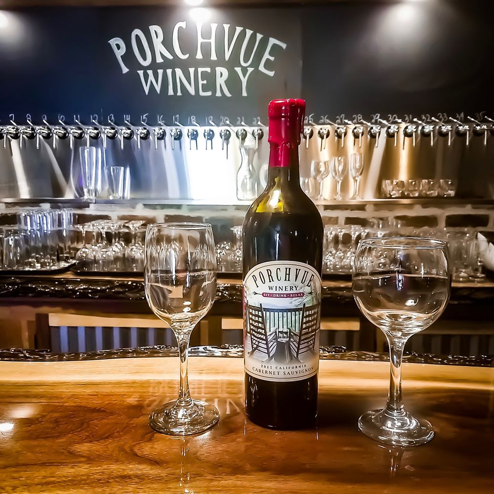 Porchvue Winery: 1781 Pumptown Rd, Fairmount City, PA