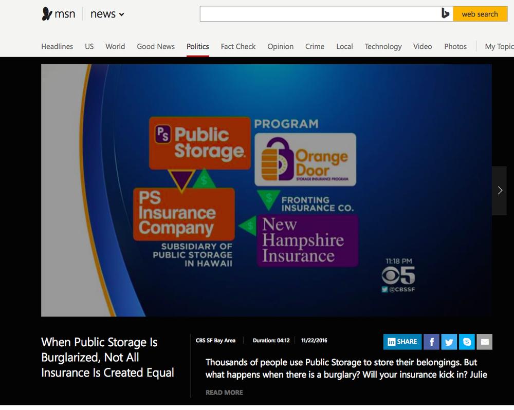 Photo Of Public Storage Hollywood Fl United States And Orange