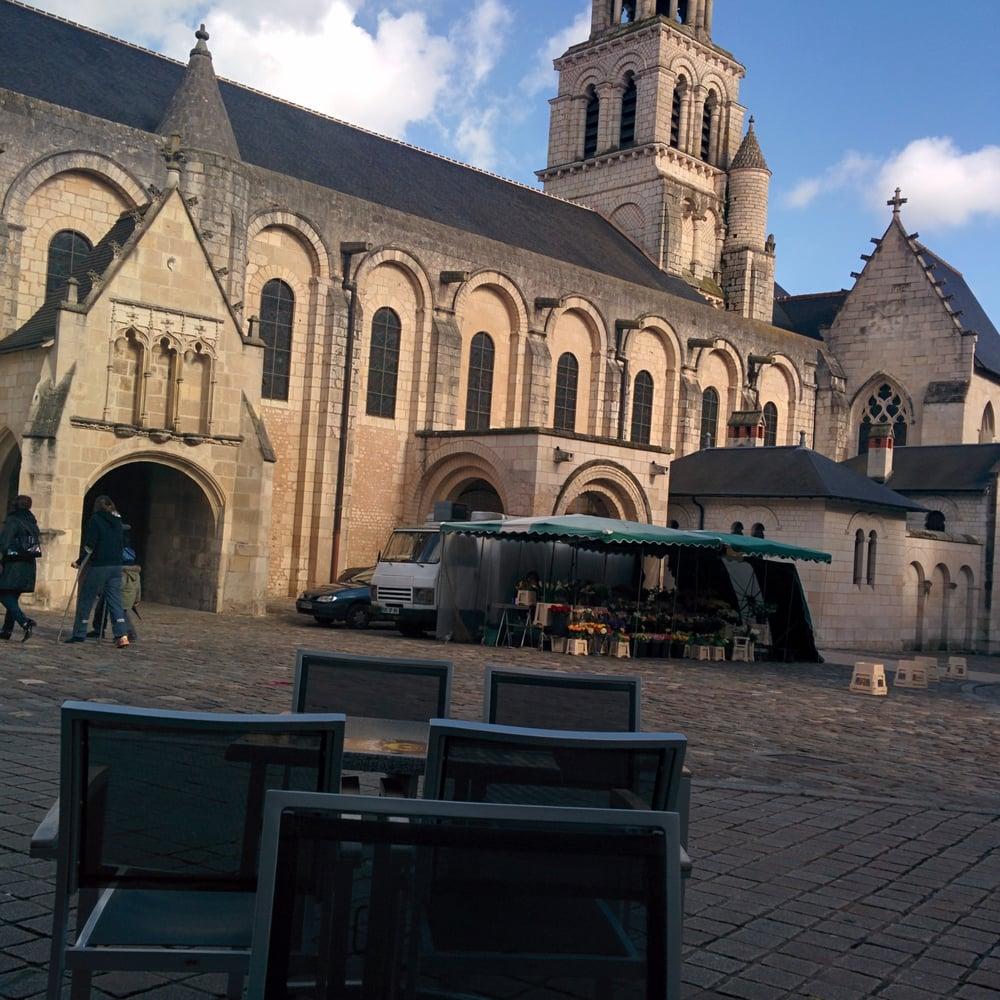 Glise notre dame la grande de poitiers churches place for Vienne poitiers