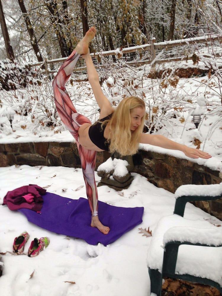 Social Spots from Bikram Yoga Danbury