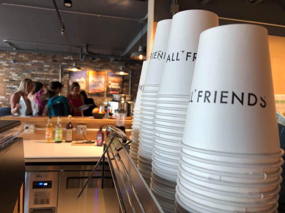 All Friends Coffee