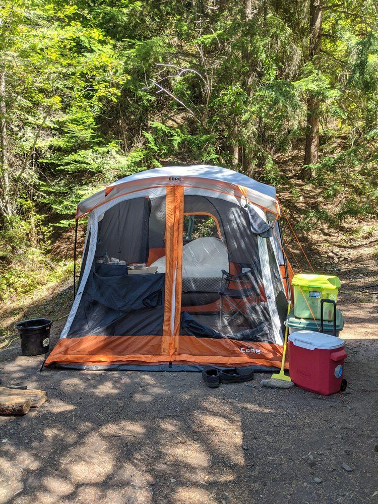 Camp Coeur d'Alene: 10588 E Wolf Lodge Bay Rd, Coeur d'Alene, ID