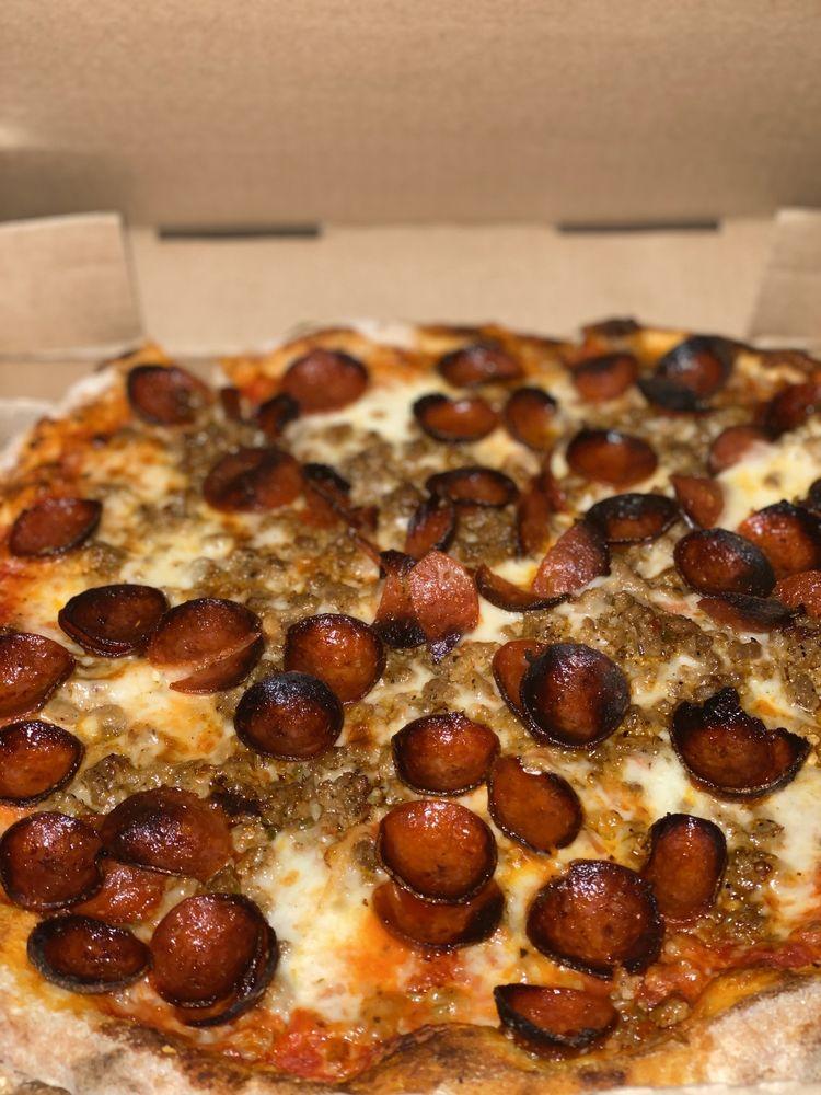 Joe's Pizza Napoli: 507 Chamber Dr, Milford, OH
