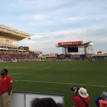 Photo Of Toyota Park   Bridgeview, IL, United States. Chicago Fire Game!
