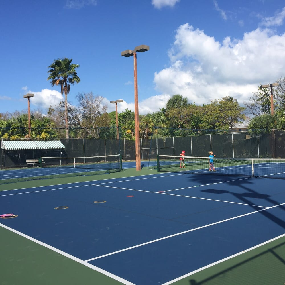 Paradise Tennis: 1800 Atlantic Blvd, Key West, FL