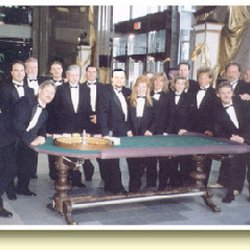 fun casino events calgary