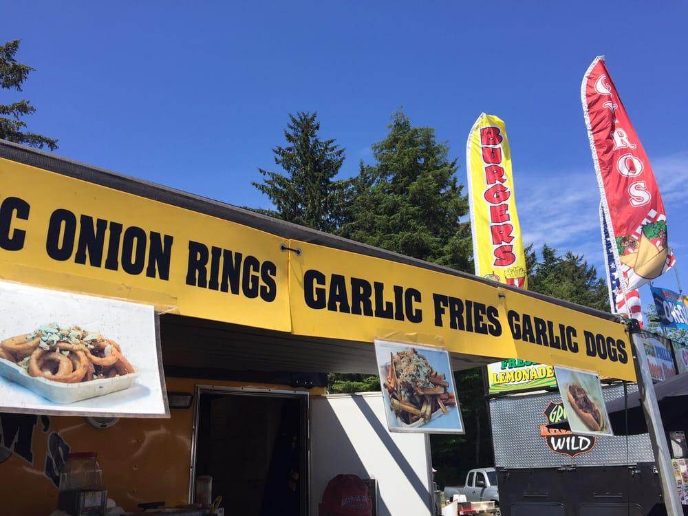 Garlic Festival: 25815 Sandridge Rd, Ocean Park, WA