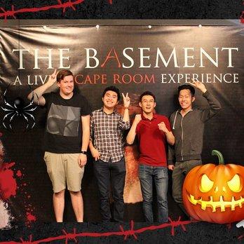 The Basement A Live Escape Room Experience 188 Photos