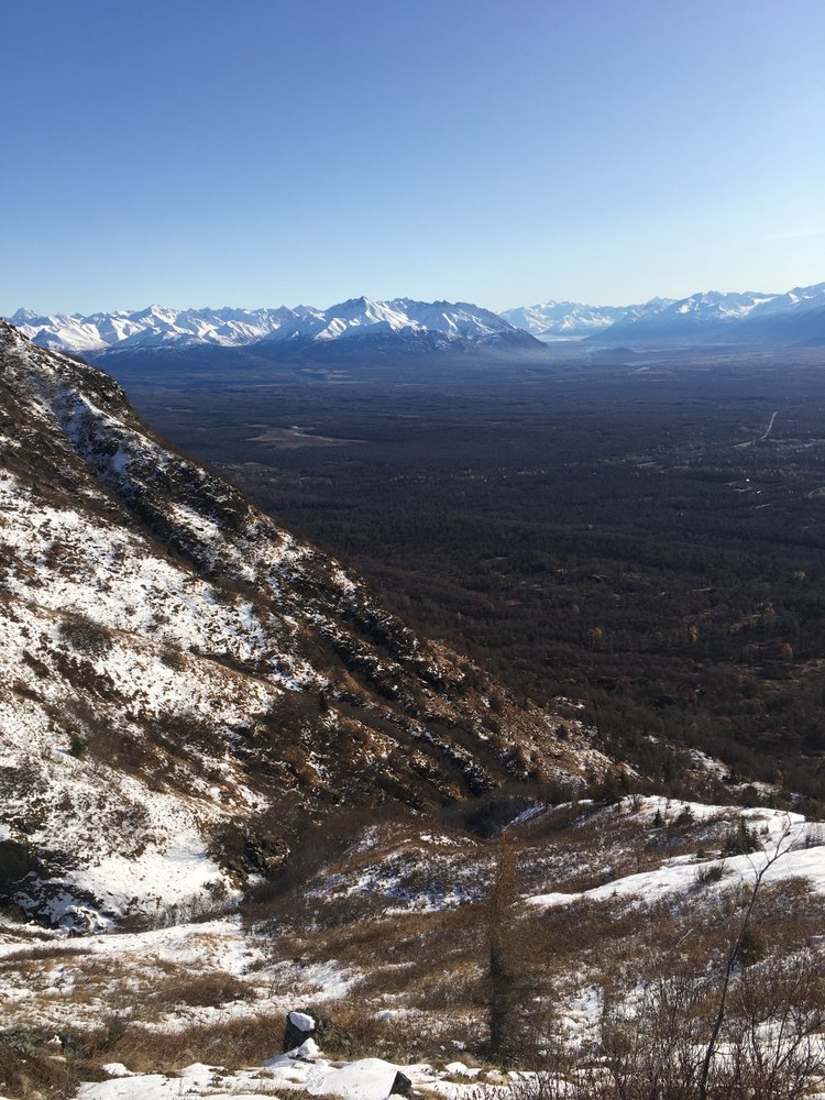 Government Peak Recreation Area: 10690 N Mountain Trails Dr, Palmer, AK