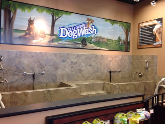 Pet valu discount pet food supplies pet stores 15380 bayview photo of pet valu discount pet food supplies aurora on canada didnt know they had self serve dog wash solutioingenieria Images