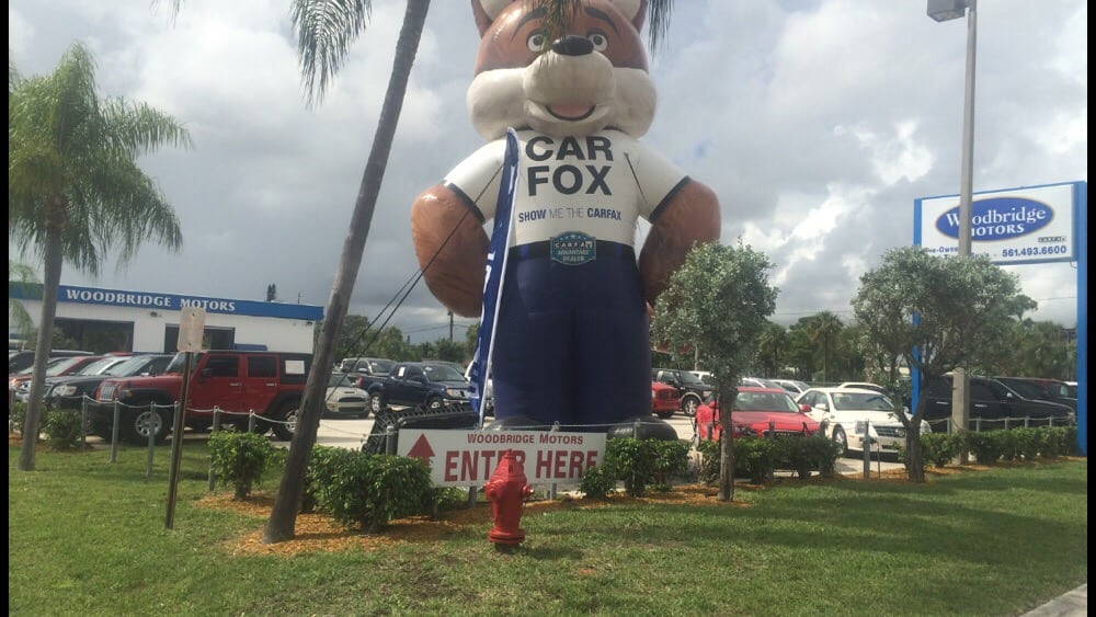 Carfax advantage dealer yelp for Woodbridge motors west palm beach fl