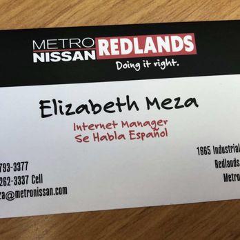 Photo Of Metro Nissan Redlands   Redlands, CA, United States