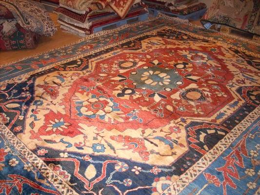 Alfombras persas karachi t pper pro navs de tolosa 1 - Limpieza de alfombras persas ...