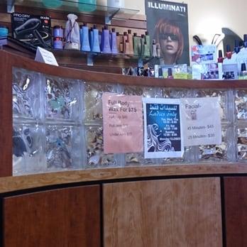 dearborn office display case. photo of fatenu0027s salon dearborn mi united states office display case o