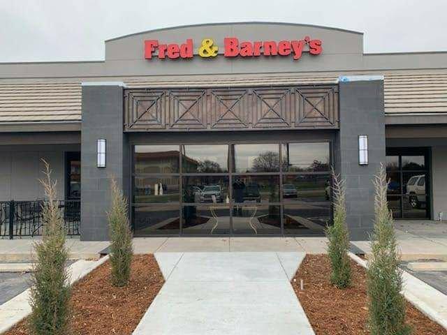 Fred & Barney's: 2424 N Woodlawn Blvd, Wichita, KS