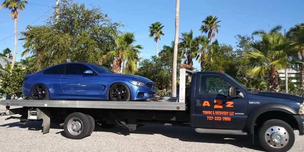 A 2 Z Towing and Recovery: 10727 64th Ave N, Seminole, FL