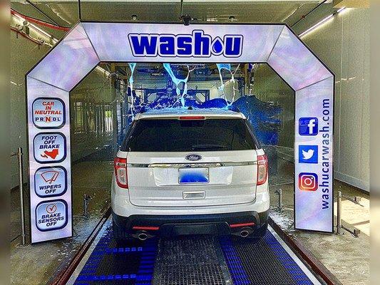 Wash u car wash 13727 s rt 59 plainfield il car washes mapquest solutioingenieria Gallery