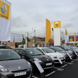 Concession renault garages lensois concessionnaire for Garage renault lens