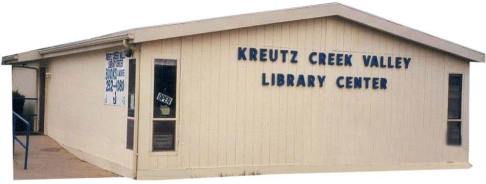 Kreutz Creek Valley Library: 66 Walnut Springs Rd, Hellam, PA