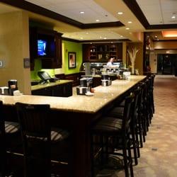 Element On 8th Onsite RestaurantLounge Picture Of Hilton Garden