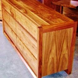 Photo Of Don Willis Furniture   Seattle, WA, United States. Solid Walnut  Custom
