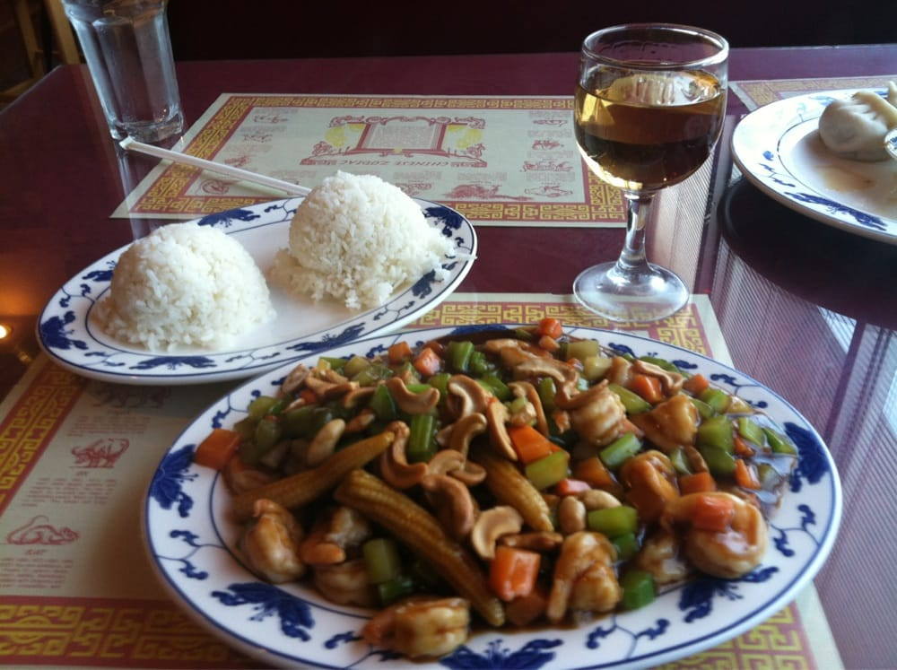 Asian Cafe: 300 McGregor Plz, Platteville, WI