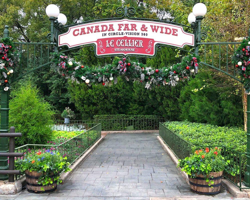 Canada Far and Wide in Circle-Vision 360: 2901 Osceola Pkwy, Orlando, FL