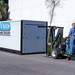 photo of units moving and portable storage los angeles ca united states - Upack Reviews