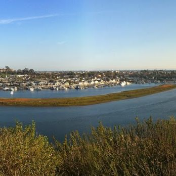 Photo Of Back Bay Loop Trail Newport Beach Ca United States