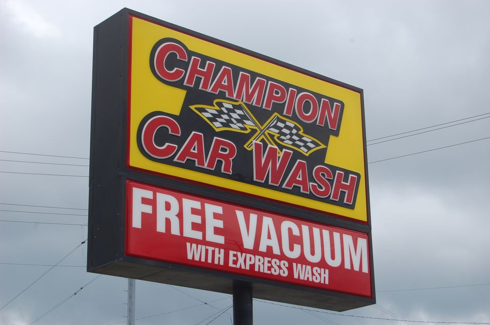 Champion Car Wash