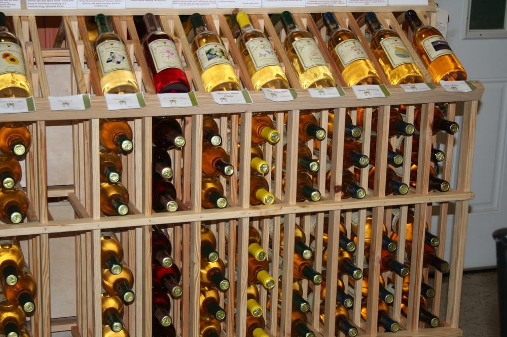 B & C Winery: 2427 Soco Rd, Maggie Valley, NC