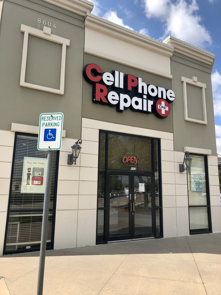 Cpr Cell Phone Repair Plano Electronics Repair 8604 Preston Rd