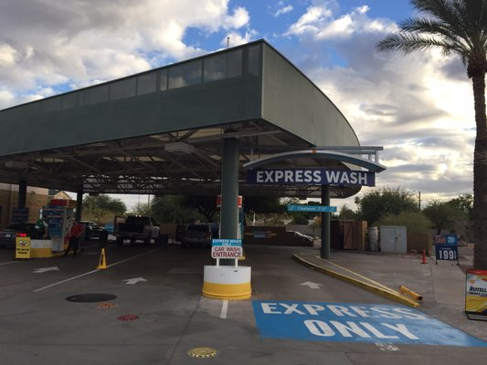 Jacksons Car Wash 1954 E Highland Ave Phoenix Az Car Washes Mapquest