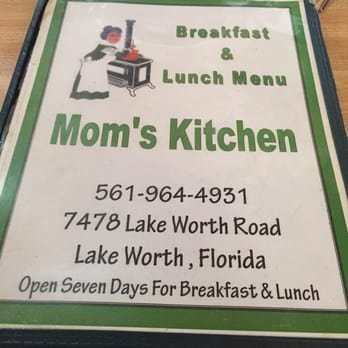 Mom S Kitchen 84 Photos 82 Reviews American New 7478 Lake Worth