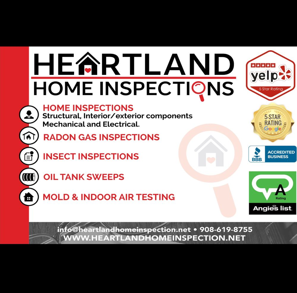 Heartland Home Inspections: Washington, NJ