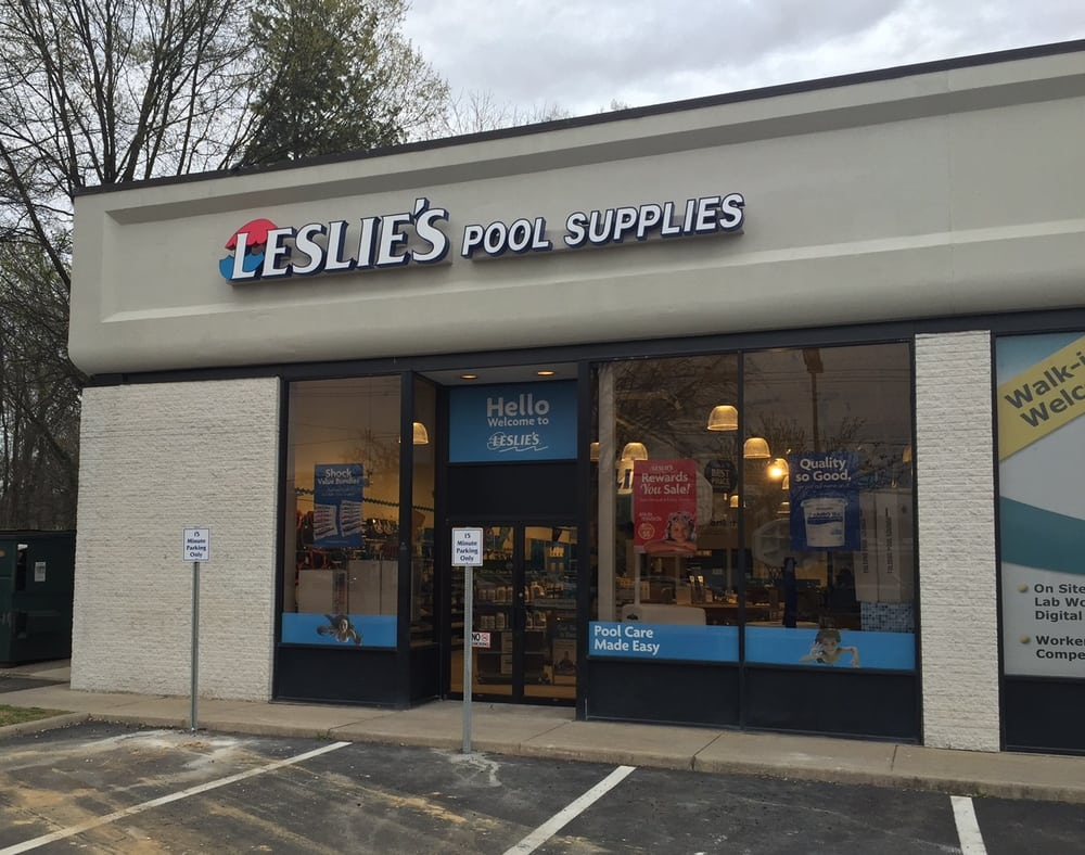 Leslie s swimming pool supplies hot tub pool 7609 richmond hwy alexandria va united Swimming pools in alexandria va