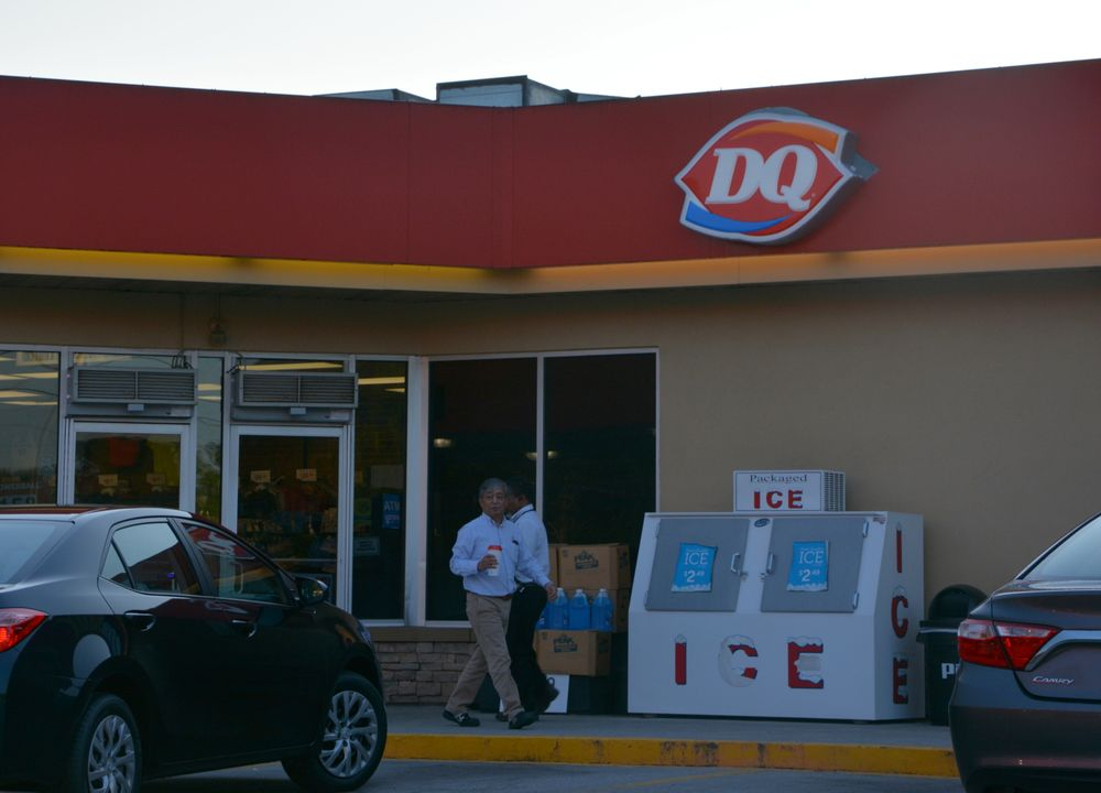 Dairy Queen: 522 Hwy 601 S, Lugoff, SC