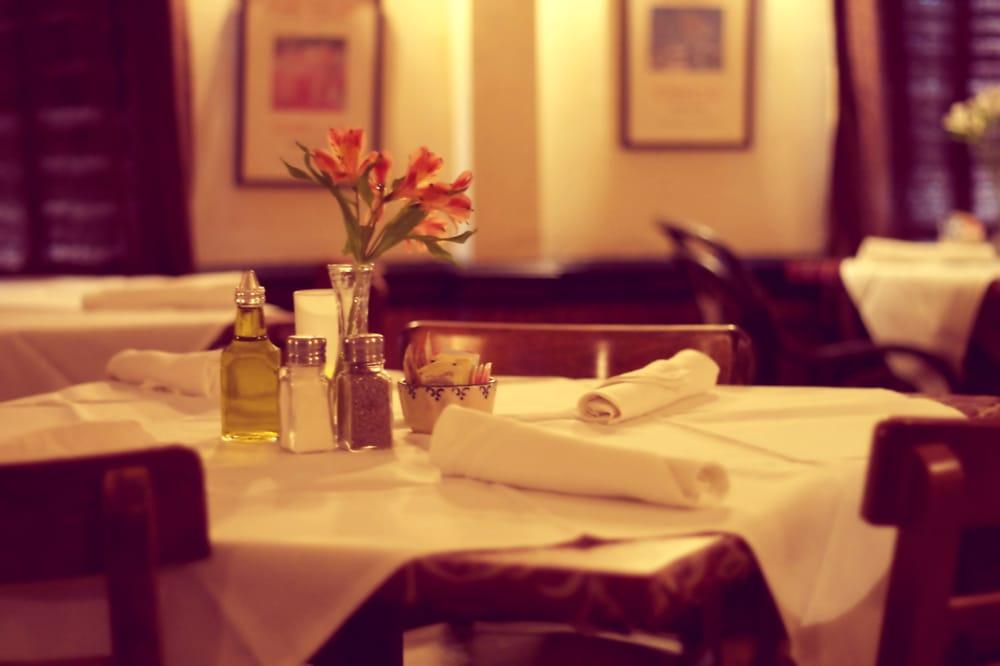Italian Restaurants Near Charlottesville Va
