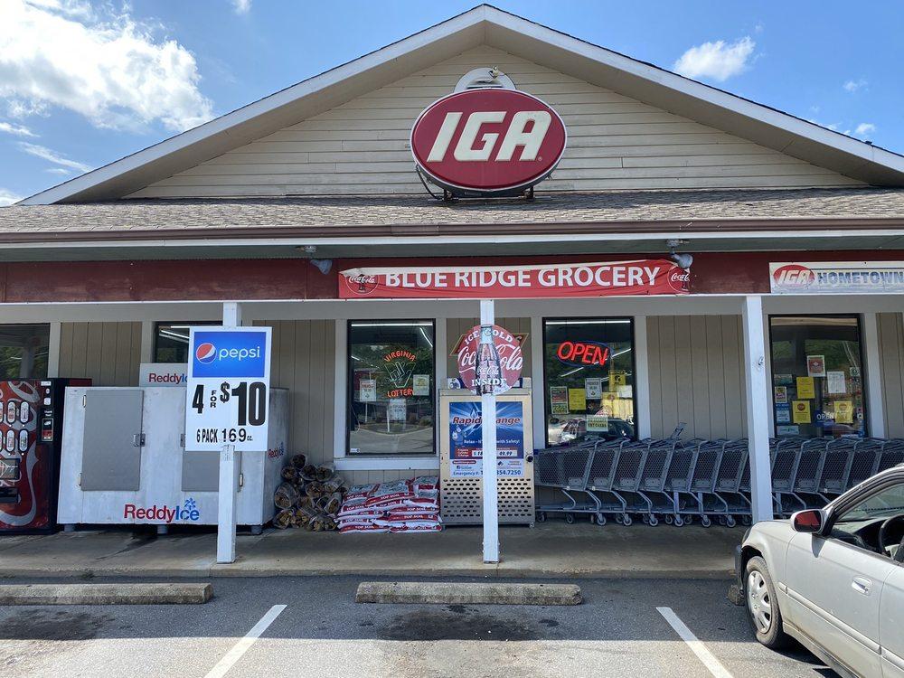 Joe Lee's Blue Ridge Grocery: 2797 Rockfish Valley Hwy, Nellysford, VA