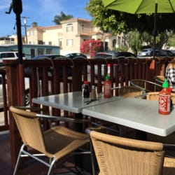 Photo Of Leilaniu0027s Cafe   San Diego, CA, United States. Outdoor Seating As
