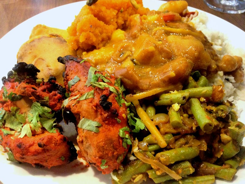 Kinara contemporary indian cuisine 11 photos indian for Akbars contemporary indian cuisine