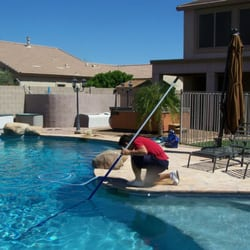 Premier pool care poolreinigung 11228 e ramblewood cir for Pool fill in mesa az