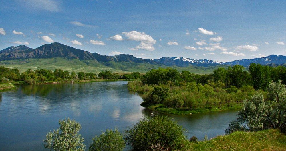 Goshawk Ecotours: Cascade, MT